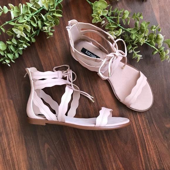 550b354d92f Kensie Mandoline Gladiator sandal
